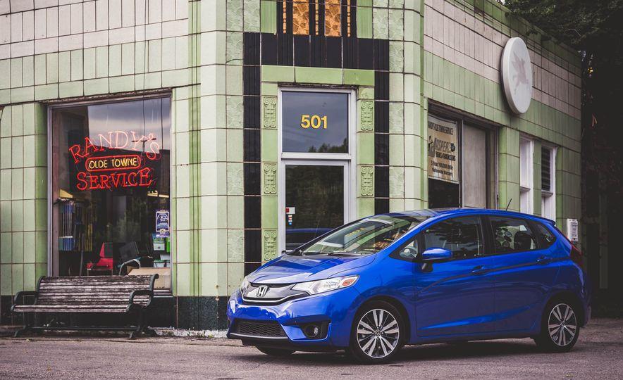 2015 Honda Fit EX - Slide 13