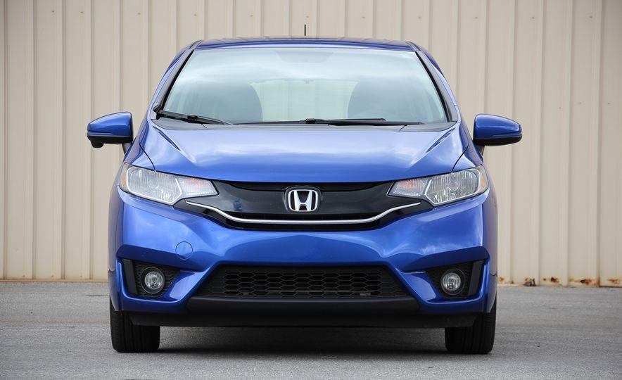 2015 Honda Fit EX - Slide 41