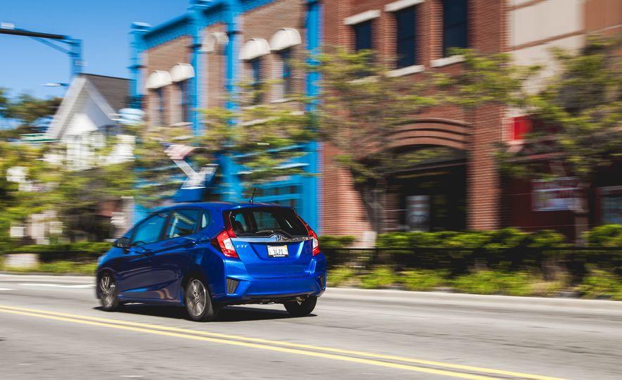 2015 Honda Fit EX - Slide 62