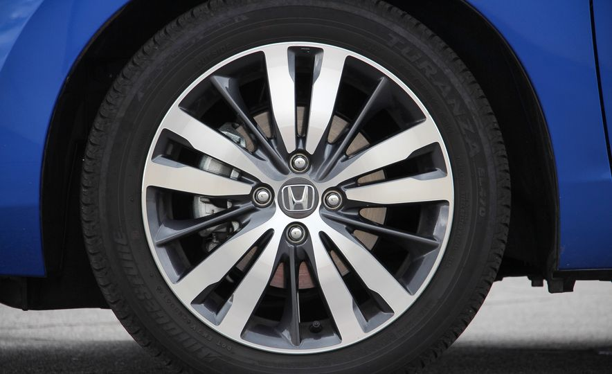 2015 Honda Fit EX - Slide 43