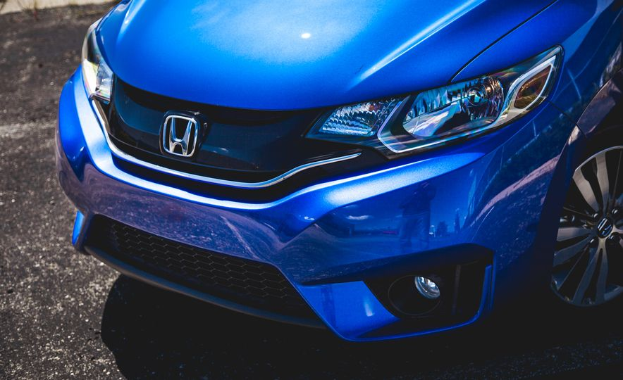 2015 Honda Fit EX - Slide 65