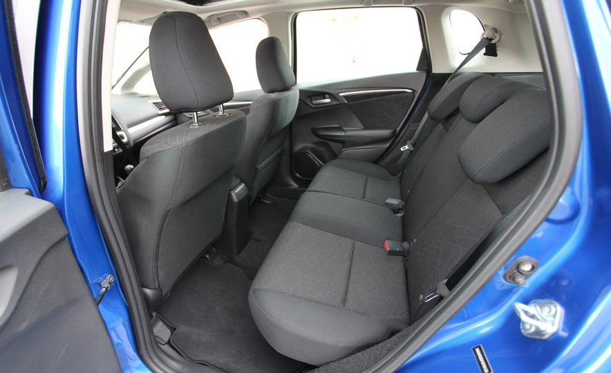 2015 Honda Fit EX - Slide 45