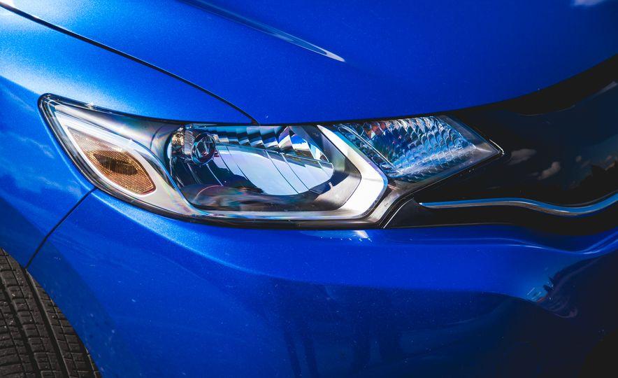 2015 Honda Fit EX - Slide 68