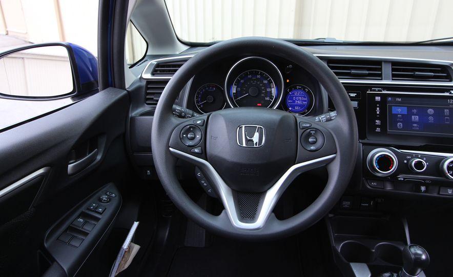 2015 Honda Fit EX - Slide 48