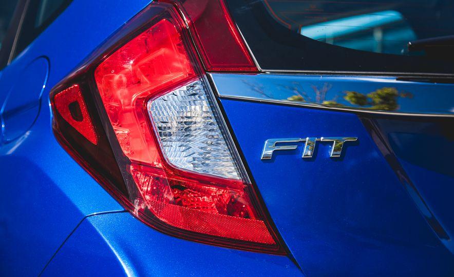 2015 Honda Fit EX - Slide 70