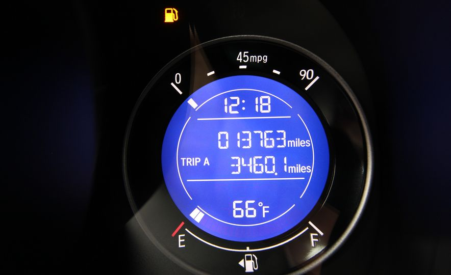 2015 Honda Fit EX - Slide 52