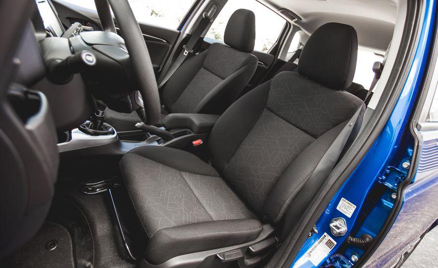 2015 Honda Fit EX - Slide 73