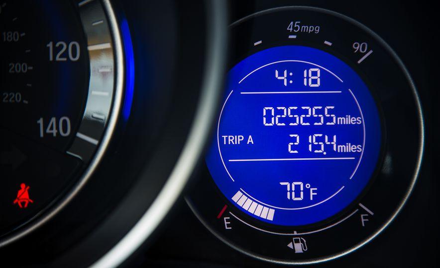 2015 Honda Fit EX - Slide 33