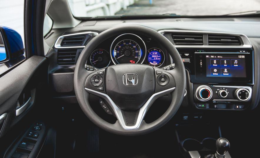 2015 Honda Fit EX - Slide 78