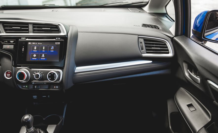 2015 Honda Fit EX - Slide 79