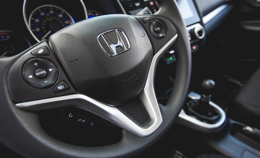 2015 Honda Fit EX - Slide 80