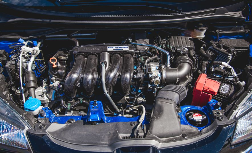 2015 Honda Fit EX - Slide 89