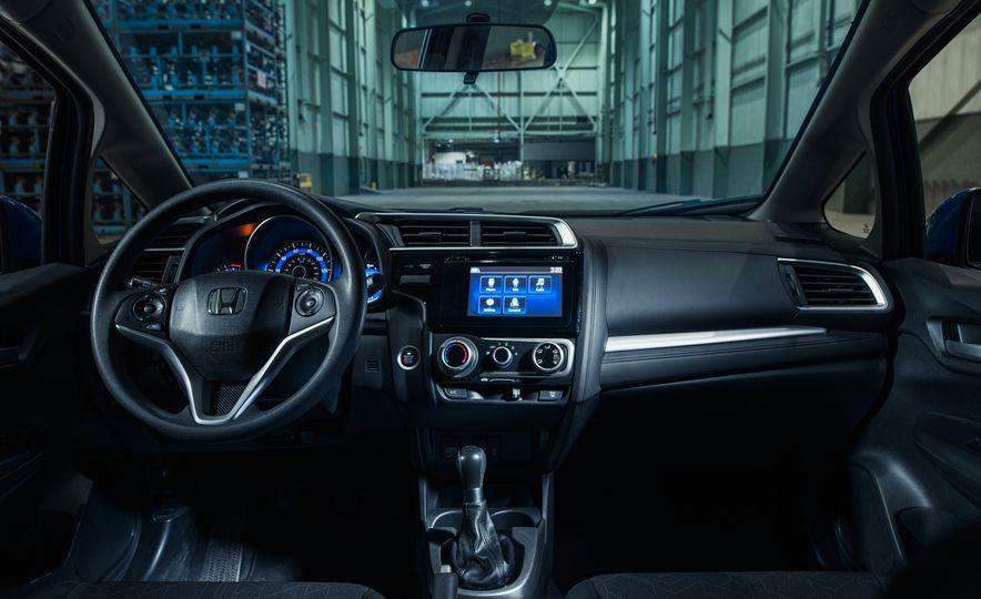 2015 Honda Fit EX - Slide 4