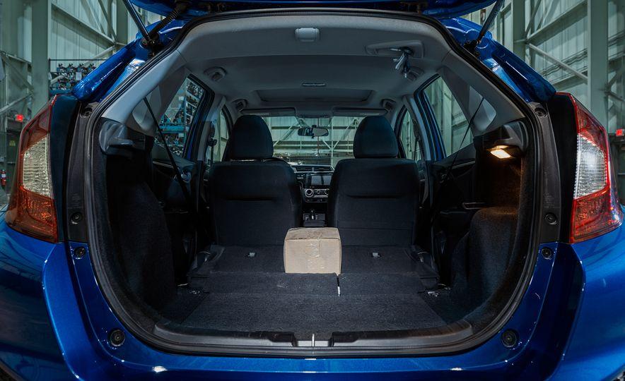 2015 Honda Fit EX - Slide 5