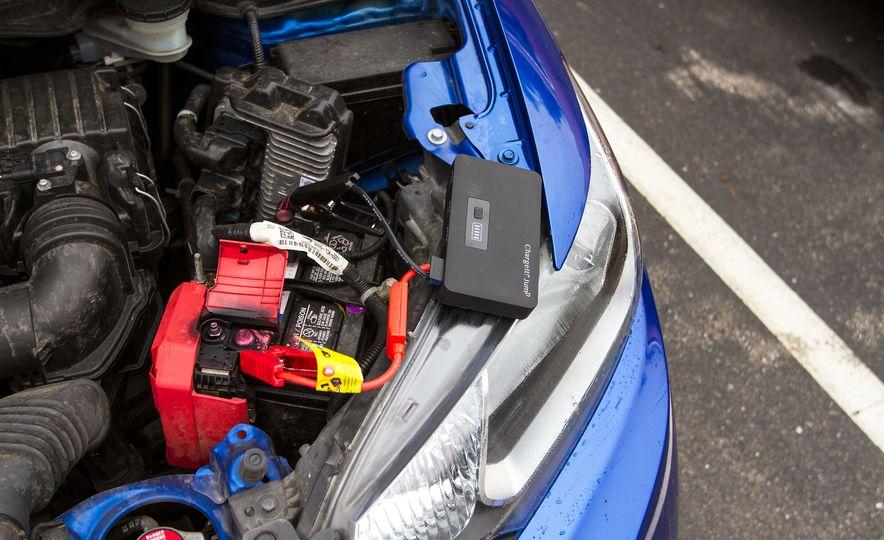 2015 Honda Fit EX - Slide 6