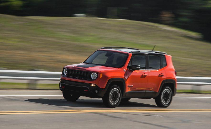 2015 Jeep Renegade Trailhawk - Slide 2