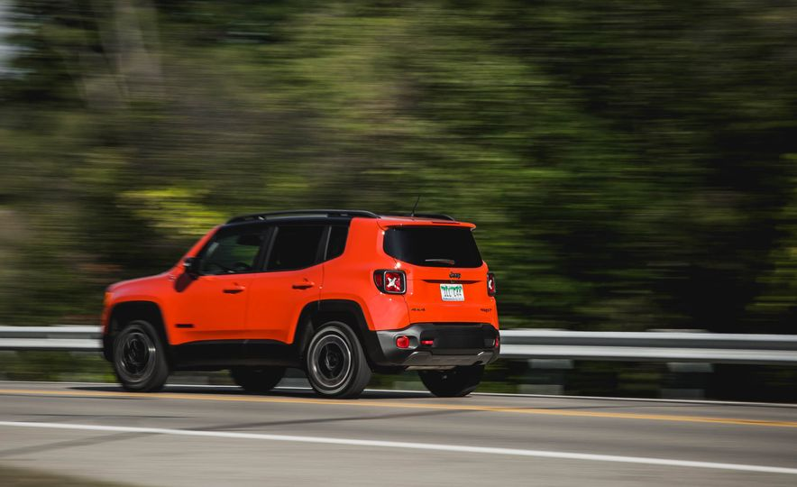 2015 Jeep Renegade Trailhawk - Slide 6
