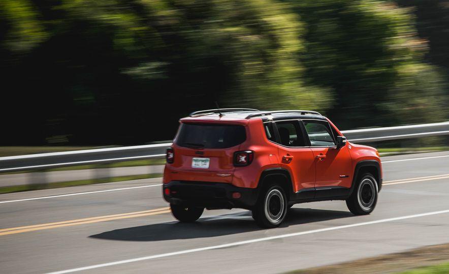 2015 Jeep Renegade Trailhawk - Slide 7