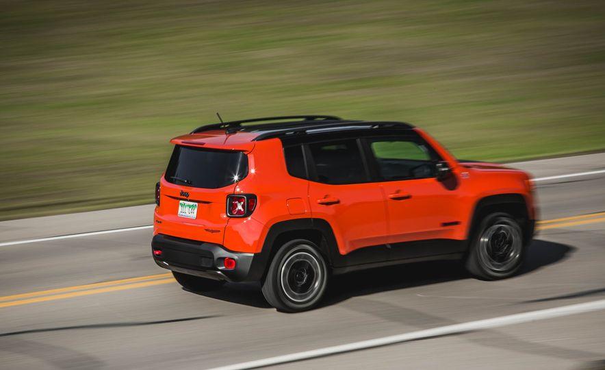 2015 Jeep Renegade Trailhawk - Slide 9