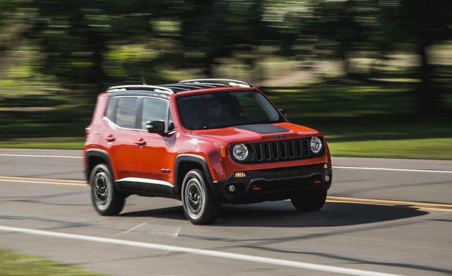 2015 Jeep Renegade Trailhawk - Slide 12