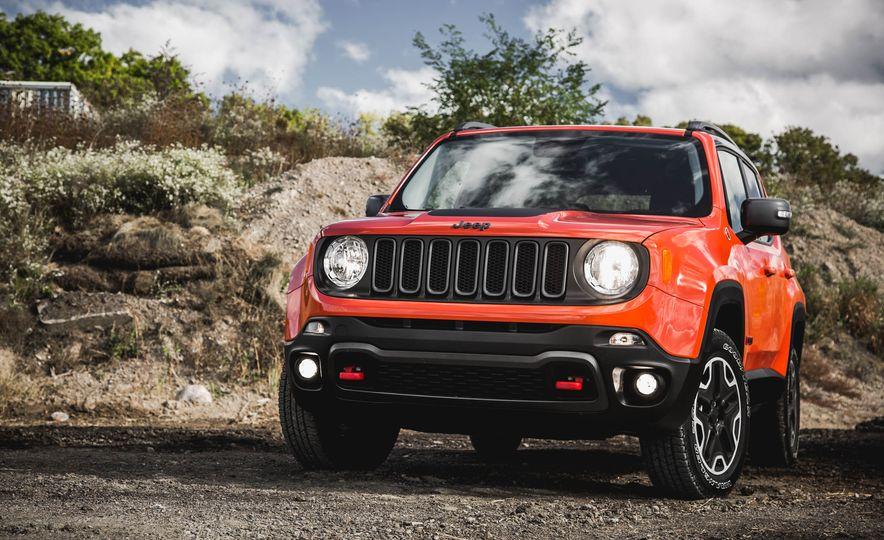 2015 Jeep Renegade Trailhawk - Slide 15
