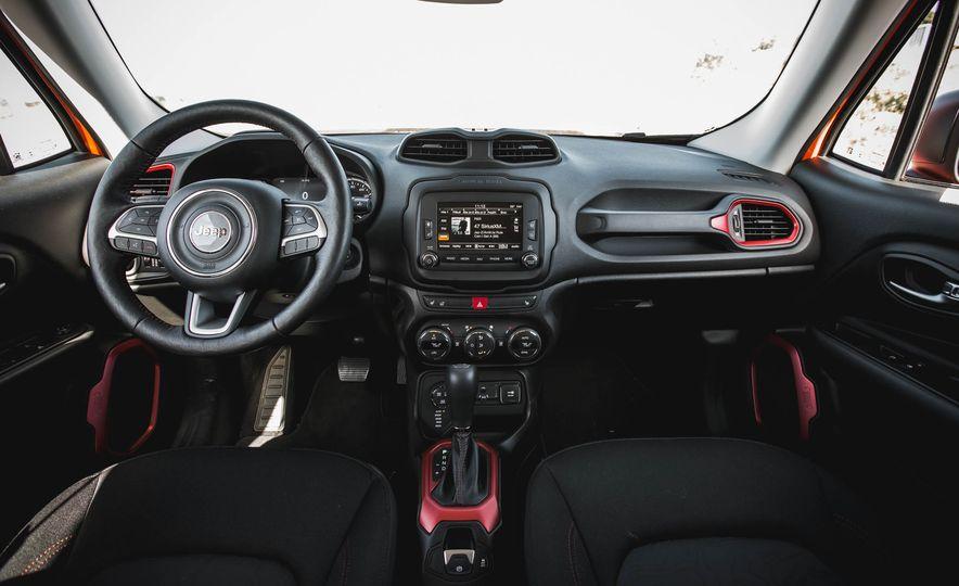 2015 Jeep Renegade Trailhawk - Slide 39