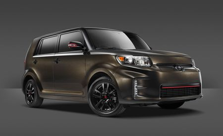 Executing a Stalefish: Scion Reveals Final xB Special Edition