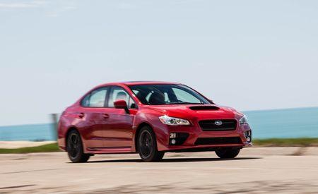 2015 Subaru WRX Manual – Long-Term Test Update