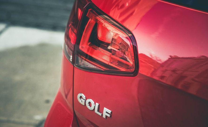 2015 Volkswagen Golf 1.8T TSI - Slide 50