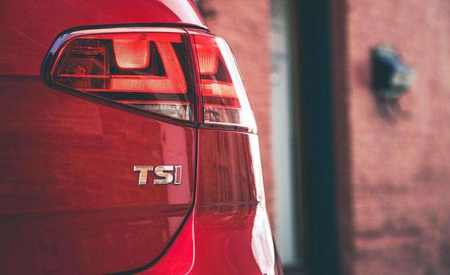 2015 Volkswagen Golf 1.8T TSI - Slide 51