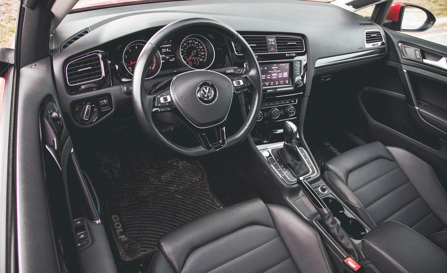2015 Volkswagen Golf 1.8T TSI - Slide 52