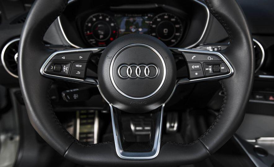 2016 Audi TT roadster - Slide 18