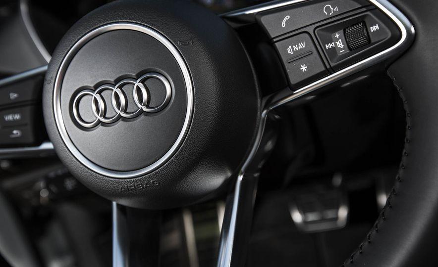 2016 Audi TT roadster - Slide 19