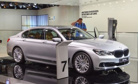 New BMW 7-series Plug-In Hybrid Packs a Four-Cylinder