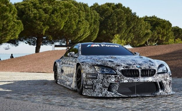 2016 BMW M6 GT3 race car Pictures | Photo Gallery