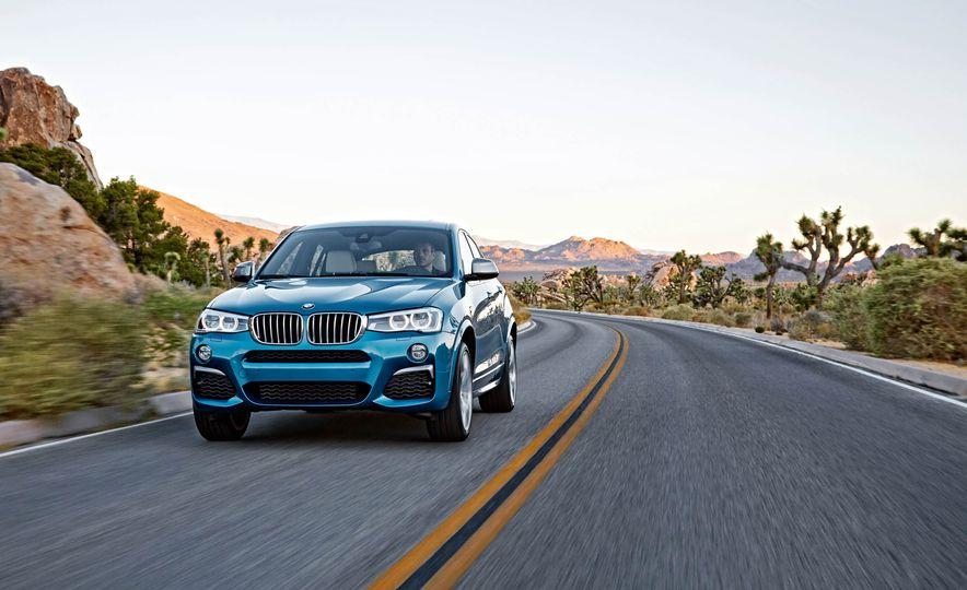 2016 BMW X4 M40i - Slide 9