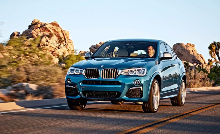 2016 BMW X4 M40i - Slide 12
