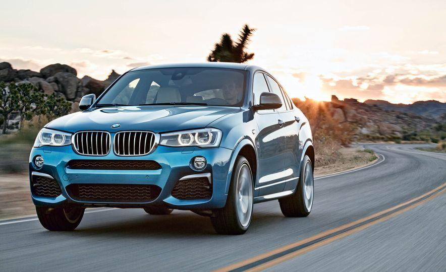 2016 BMW X4 M40i - Slide 13