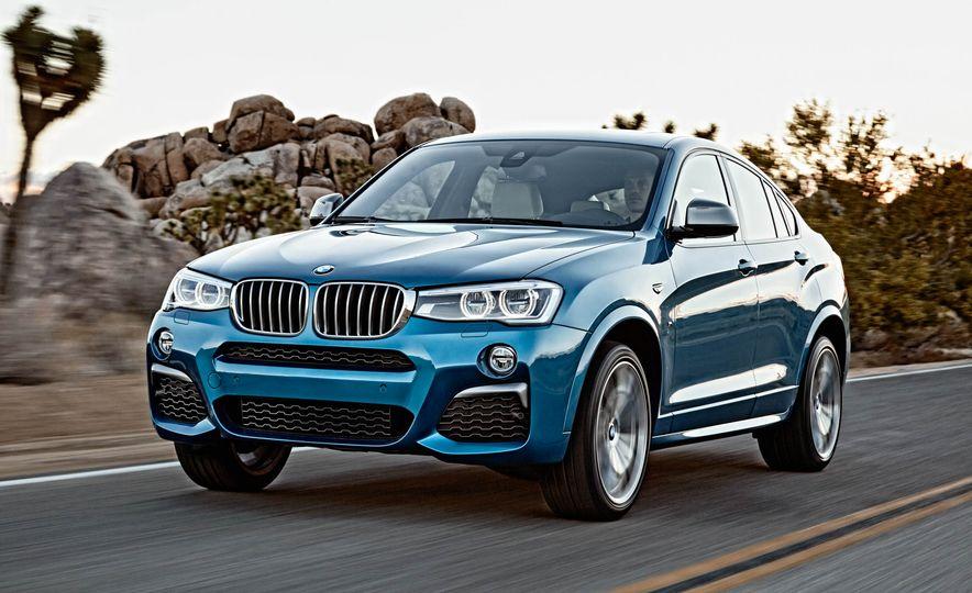 2016 BMW X4 M40i - Slide 14