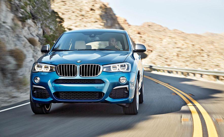 2016 BMW X4 M40i - Slide 17