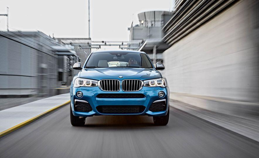 2016 BMW X4 M40i - Slide 18