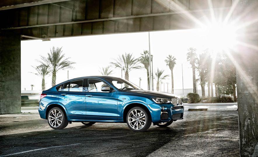 2016 BMW X4 M40i - Slide 19
