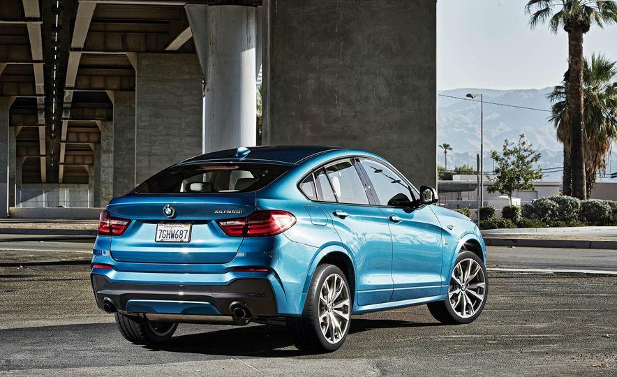 2016 BMW X4 M40i - Slide 20