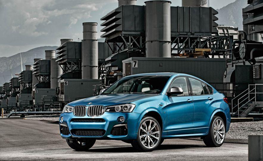 2016 BMW X4 M40i - Slide 21