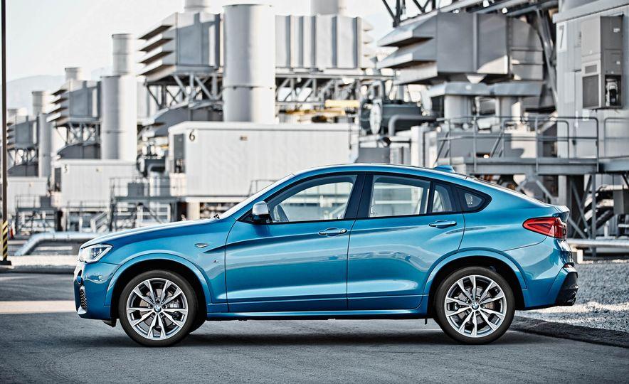 2016 BMW X4 M40i - Slide 23