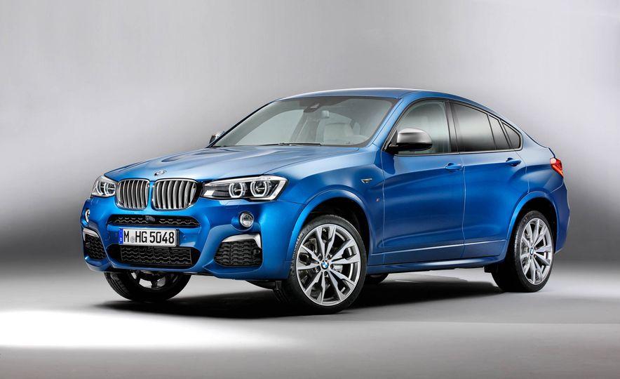 2016 BMW X4 M40i - Slide 27