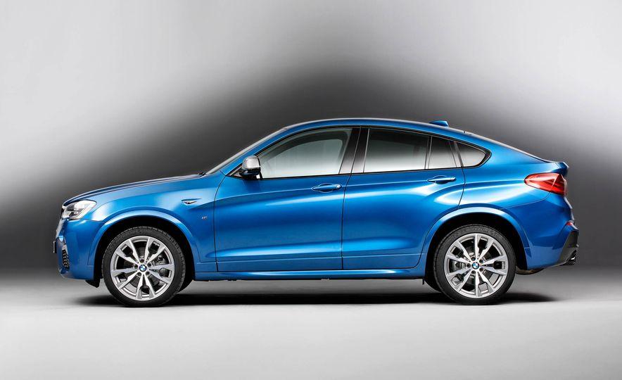 2016 BMW X4 M40i - Slide 28
