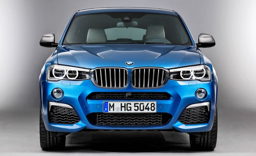 2016 BMW X4 M40i - Slide 30