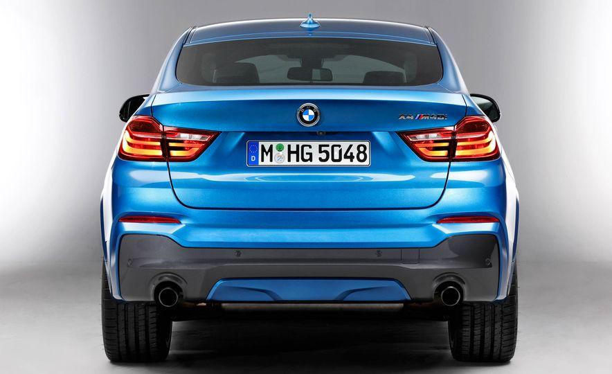 2016 BMW X4 M40i - Slide 31