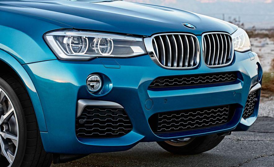 2016 BMW X4 M40i - Slide 32